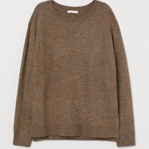 H&M Mama Knit Nursing Sweater